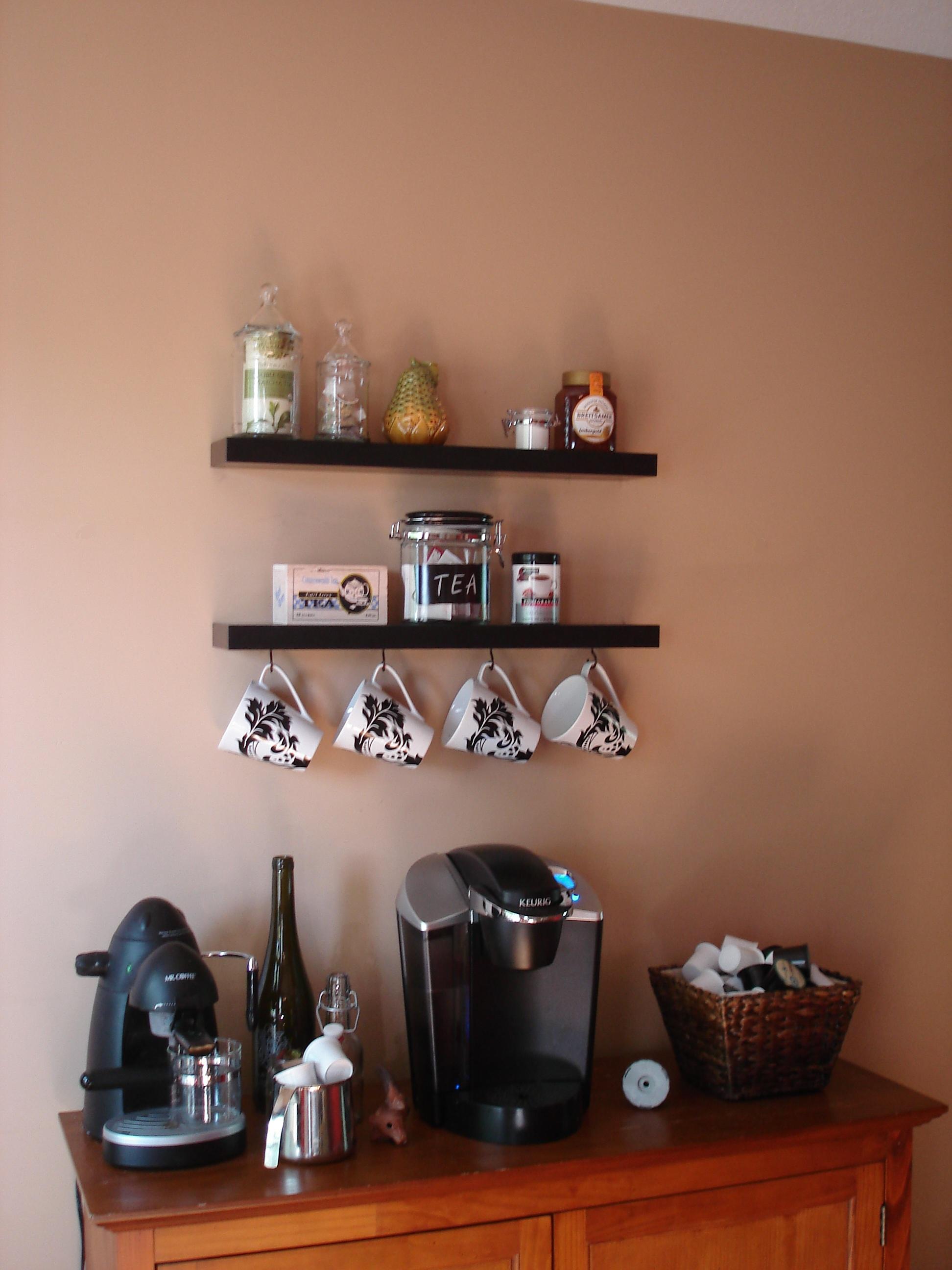 coffee and tea shelves-1