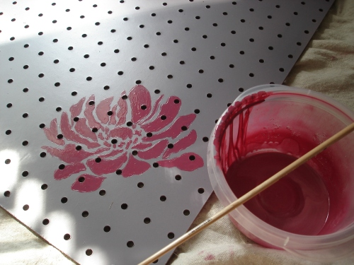 Painting stencil