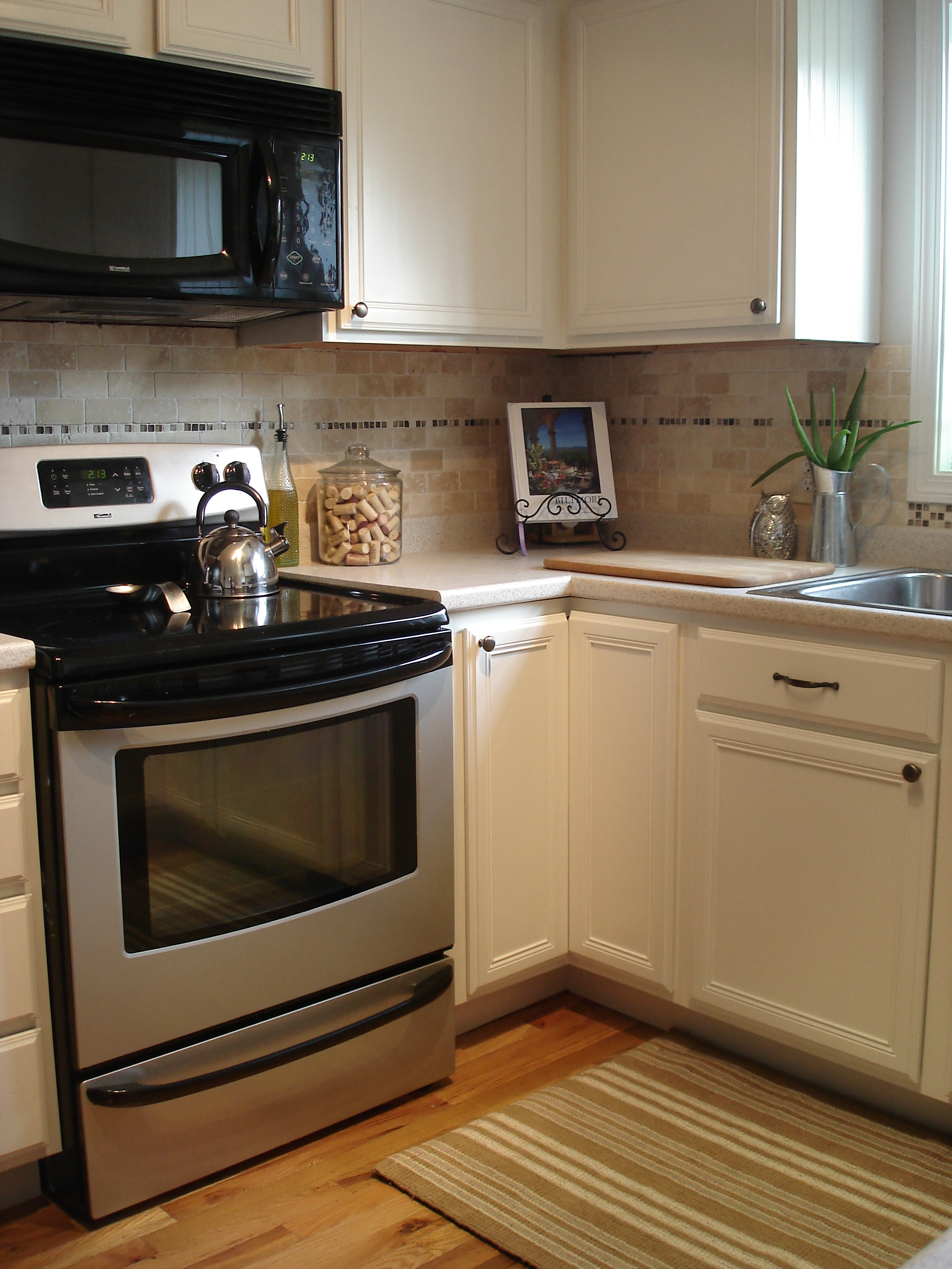 Mobile Home Kitchen Cabinets Painting